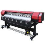 1.8 m eco solvent digital printer double printer DX5 WER-ES1901
