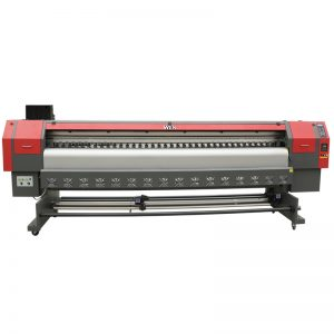 10feet multicolor vinyl printer with dx5 head vinyl sticker printer RT180 from CrysTek WER-ES3202