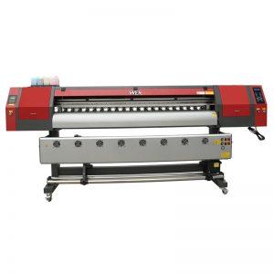 1800mm 5113 double head digital digital printing machine inkjet printer for banner WER-EW1902