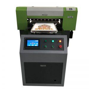 2018 ຜະລິດຕະພັນໃຫມ່ 8 ສີ inkjet a1 6090 uv flatbed printer