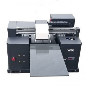 A3 ພິມ DTG digital Inkjet ເຄື່ອງພິມໂດຍກົງກັບເຄື່ອງພິມເຄື່ອງນຸ່ງຫົ່ມ T ເສື້ອຜ້າ WER -E1080T