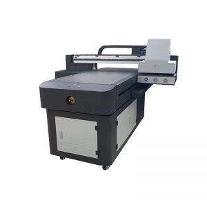 CE ໄດ້ຮັບການອະນຸມັດໂຮງງານລາຄາລາຄາຖືກລາຄາເຄື່ອງພິມດິຈິຕອນ, ເຄື່ອງພິມ UV ດິຈິຕອນສໍາລັບການພິມເສື້ອທີເຊີດ WER-ED6090UV