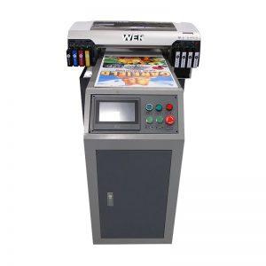 WER-EH4880UV A2 ຫົວພິມດຽວ 4880 UV LED flatbed printer
