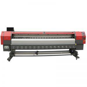 eco solvent printer dx7 head 32m digital flex banner printer, ເຄື່ອງພິມ Vinyl WER-ES3202