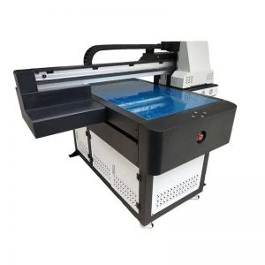 ເຄື່ອງພິມແບບ UV ສູງທີ່ມີຄວາມໄວສູງທີ່ມີໂຄມໄຟ UV ນໍາ 6090 WER-ED6090UV